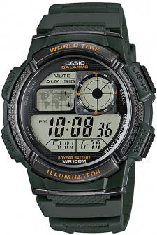 Casio AE-1000W-3AVEF - zegarek męski