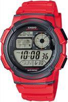 Zegarek męski Casio  sportowe AE-1000W-4AVEF - duże 1