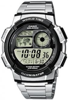 Casio AE-1000WD-1AVEF - zegarek męski
