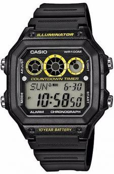 Casio AE-1300WH-1AVEF - zegarek męski