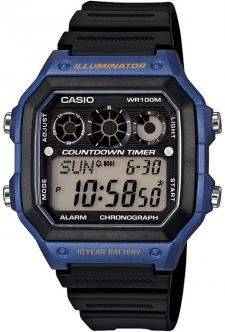 Casio AE-1300WH-2AVEF - zegarek męski