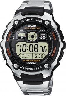 Casio AE-2000WD-1AVEF - zegarek męski