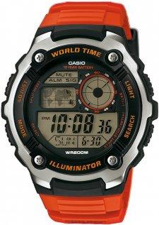 Casio AE-2100W-4AVEF - zegarek męski