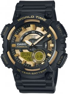 Casio AEQ-110BW-9AVEF - zegarek męski