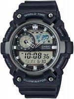 Zegarek męski Casio  sportowe AEQ-200W-1AVEF - duże 1