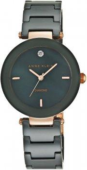 Anne Klein AK-1018RGGY - zegarek damski