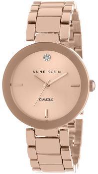 Anne Klein AK-1362RGRG - zegarek damski