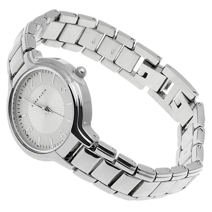 zegarek Anne Klein AK-1449SVSV srebrny Bransoleta