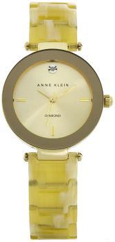 Anne Klein AK-1818CHHN - zegarek damski