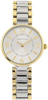 Anne Klein AK-1871SVTT - zegarek damski
