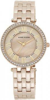 Anne Klein AK-2130TNGB - zegarek damski