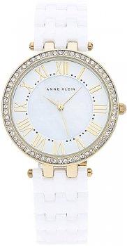 Anne Klein AK-2130WTGB - zegarek damski
