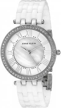 Anne Klein AK-2131WTSV - zegarek damski