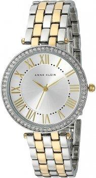 Anne Klein AK-2231SVTT - zegarek damski