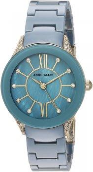 Anne Klein AK-2388BLGB - zegarek damski
