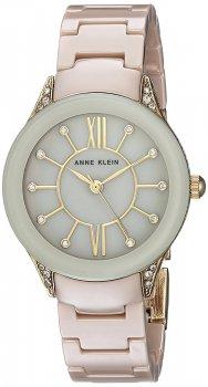 Anne Klein AK-2388TNGB - zegarek damski
