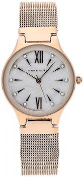 Anne Klein AK-2418BMRG - zegarek damski