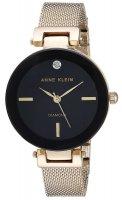 Zegarek damski Anne Klein  bransoleta AK-2472BKGB-POWYSTAWOWY - duże 1