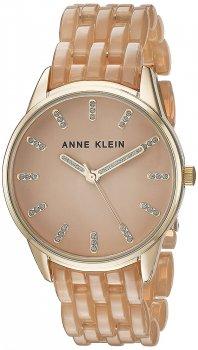 Anne Klein AK-2616TNGB - zegarek damski