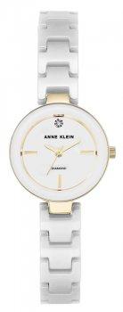 Anne Klein AK-2660WTGB - zegarek damski