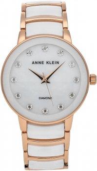 Anne Klein AK-2672WTRG - zegarek damski