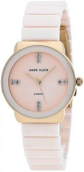 Anne Klein AK-2714LPGB - zegarek damski