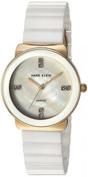 Anne Klein AK-2714WTGB - zegarek damski