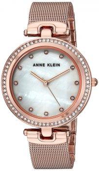 Anne Klein AK-2972MPRG - zegarek damski