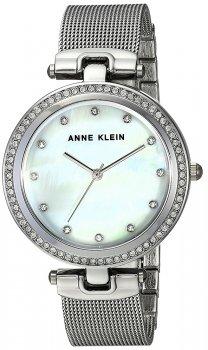 Anne Klein AK-2973MPSV - zegarek damski