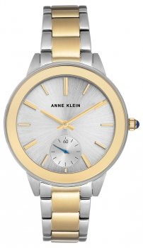 Anne Klein AK-2979SVTT - zegarek damski