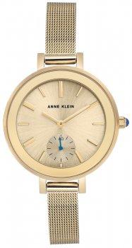 Anne Klein AK-2988CHGB - zegarek damski