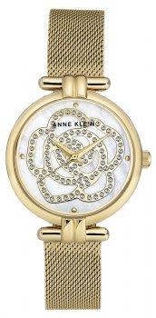 Anne Klein AK-3102MPGB - zegarek damski