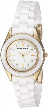 Anne Klein AK-3164WTGB - zegarek damski