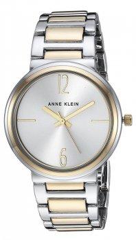 Anne Klein AK-3169SVTT - zegarek damski