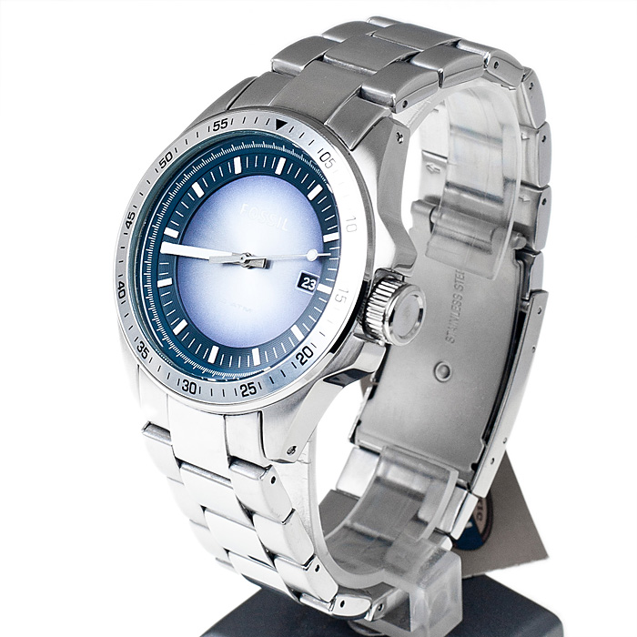 Fossil AM4369 męski zegarek Mens Dress bransoleta