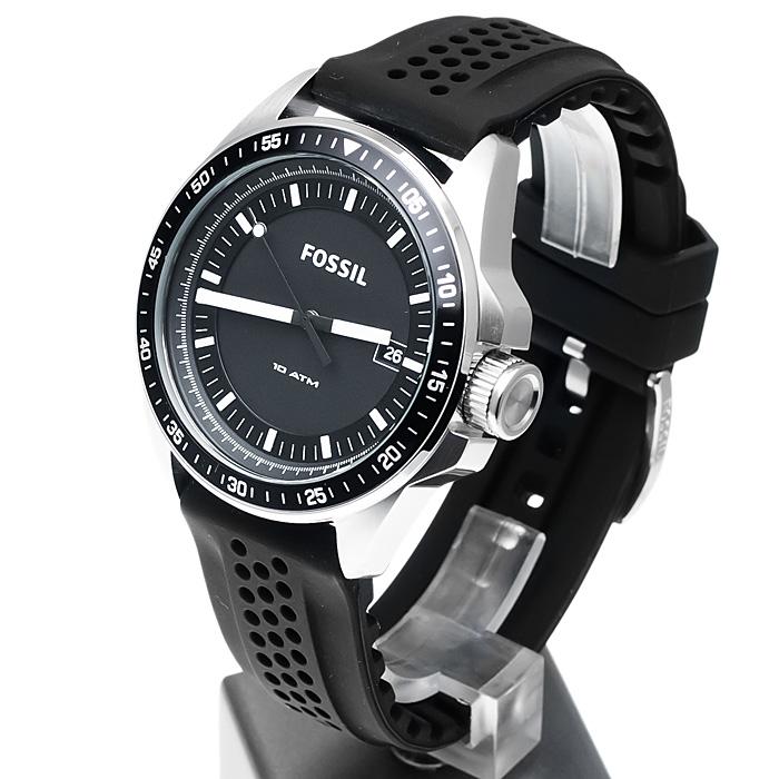 Fossil AM4384 męski zegarek Mens Dress pasek
