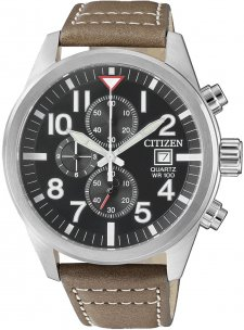 Citizen AN3620-01H - zegarek męski