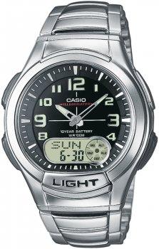 Casio AQ-180WD-1BV - zegarek męski