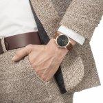 Citizen AR1133-15H Ecodrive zegarek męski klasyczny szafirowe