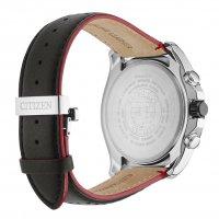 Citizen AT9036-08E męski zegarek Radio Controlled pasek