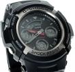 Casio AW-590-1AER Speed Shifter G-SHOCK Original sportowy zegarek czarny