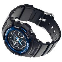 AW-591-2AER - zegarek dla dziecka - duże 4