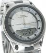 Casio AW-80D-7AV męski zegarek Analogowo - cyfrowe bransoleta