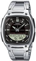 Casio AW-81D-1AV zegarek męski Analogowo - cyfrowe