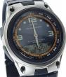 Casio AW-82-2AVEF męski zegarek Analogowo - cyfrowe pasek