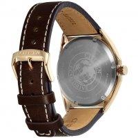 Citizen AW1573-11L Ecodrive klasyczny zegarek różowe złoto