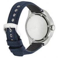 Citizen AW5000-16L Ecodrive klasyczny zegarek srebrny