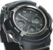 G-Shock AWG-100-1AER męski zegarek G-Shock pasek