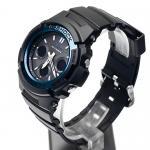 zegarek G-Shock AWG-M100A-1AER czarny G-SHOCK Original