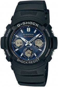 G-SHOCK AWG-M100SB-2AER - zegarek męski